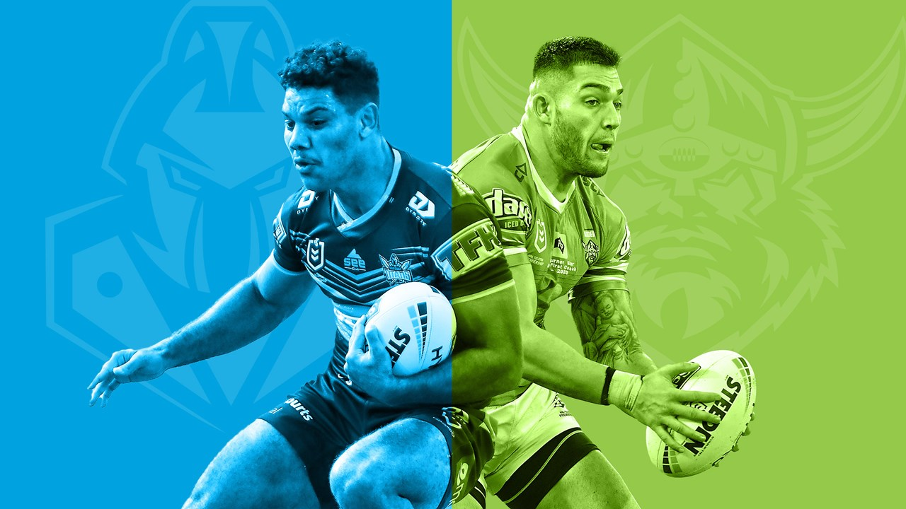 Nrl 2020 Gold Coast Titans V Canberra Raiders Round 15 Match Preview Nrl