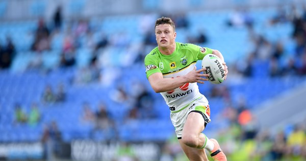 Wighton Cotric fire Raiders to strong win over Titans – NRL.COM
