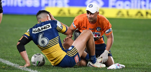 Gutherson confronts worst case scenario on Brown injury