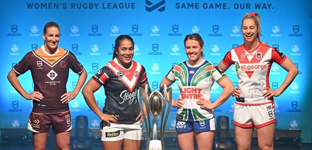 Triple-headers an option as NRLW draw meshes with NRL finals
