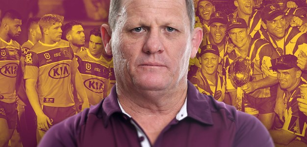 Renouf: Why it's time for Kevin Walters to coach Broncos