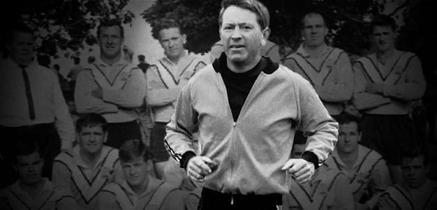 Vale: Former leading referee Jack Danzey
