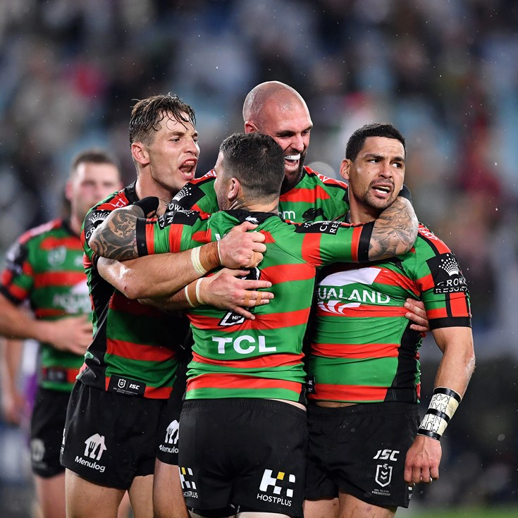 South Sydney Rabbitohs 2021 draw snapshot