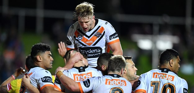 Tigers produce miracle comeback to run down Sea Eagles