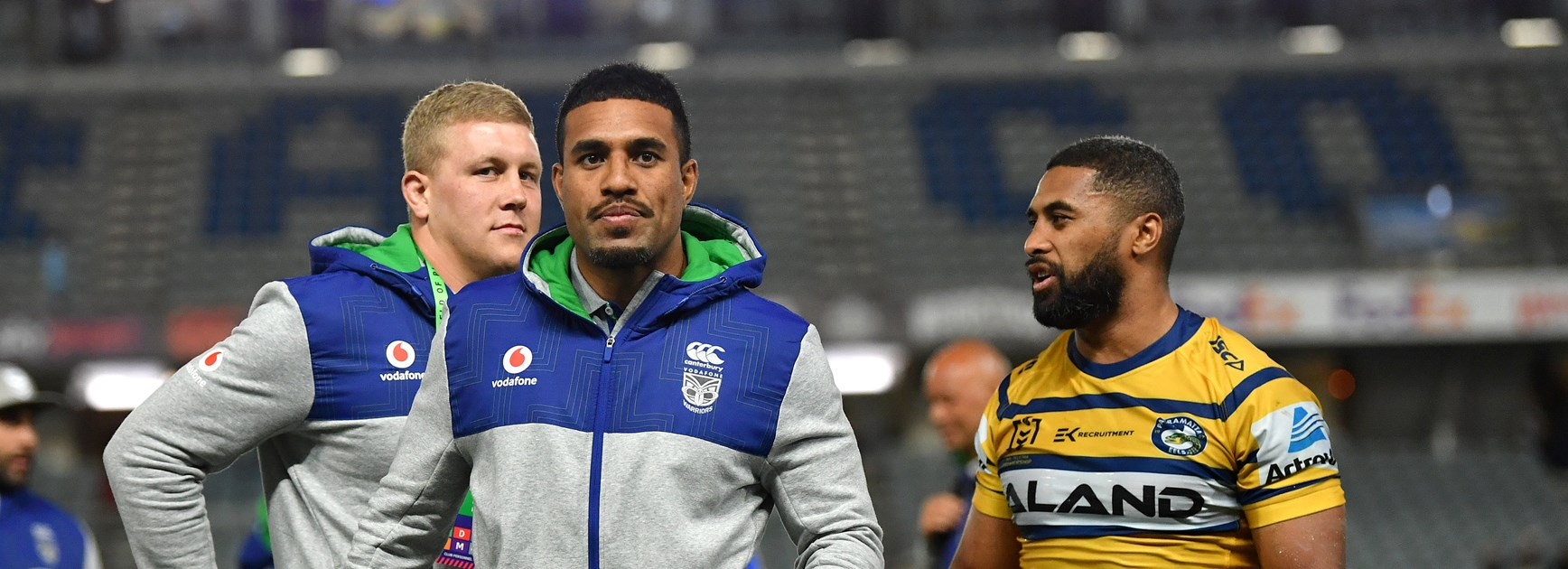 Door ajar for Parra pair to stay with Warriors into finals series