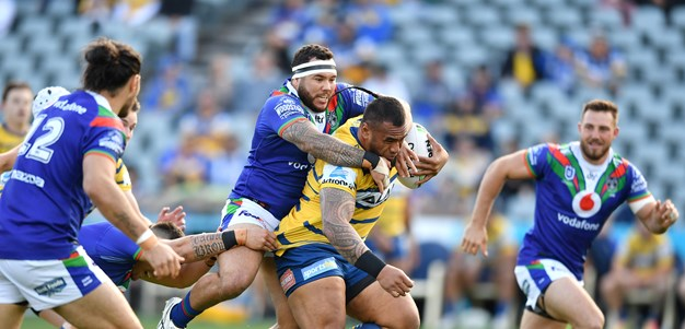 Eels win thriller on the Central Coast