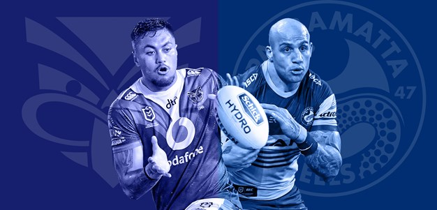 Warriors v Eels: Loanees sit out; Field in for Brown