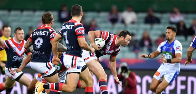 Robinson defends Roosters as they continue cautious approach with Cordner