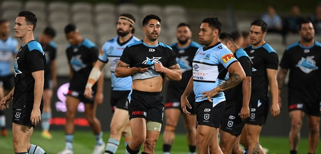 'We're a contender': Sharks not just 'making up numbers' in finals