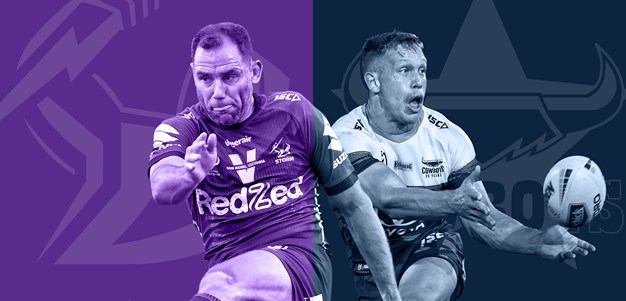 Storm v Cowboys: Kamikamica returns; Gilbert to start