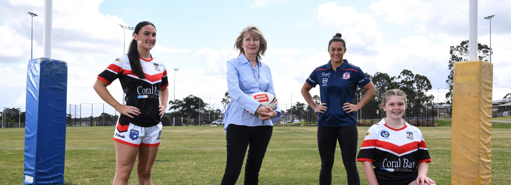 Strength to strength: Page personifies growth of Women In League Round