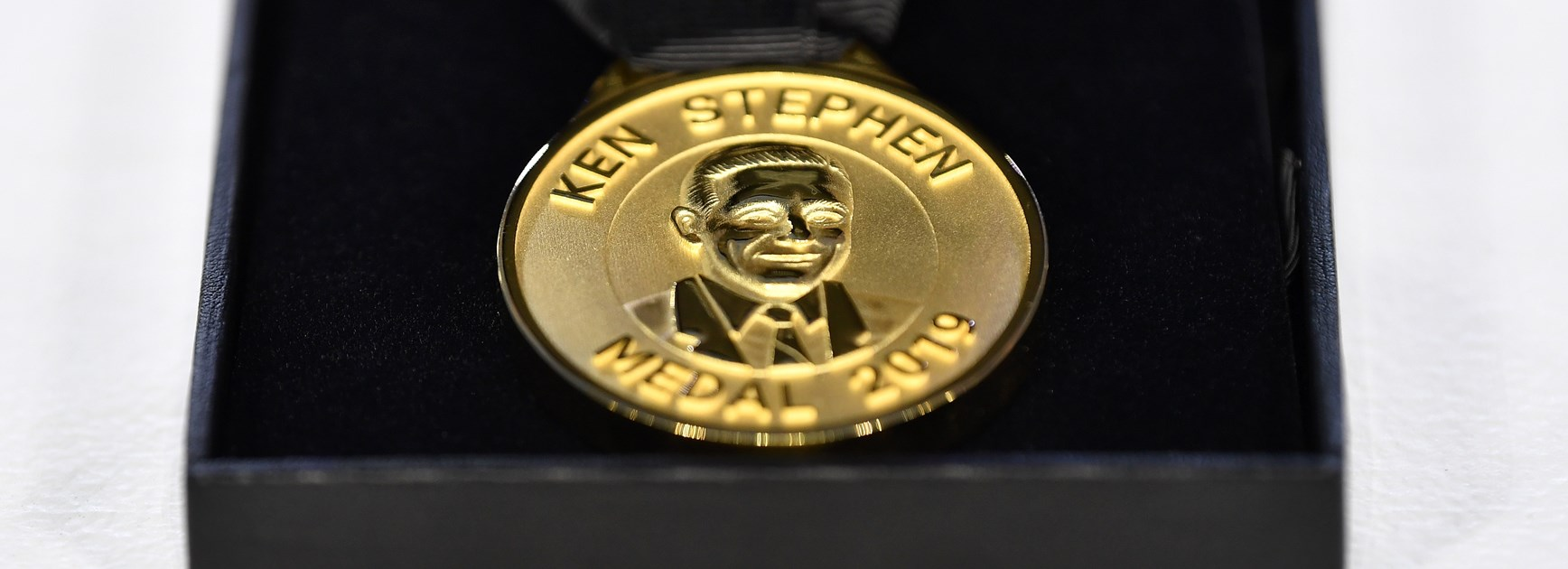 Ken Stephen Medal nominees announced
