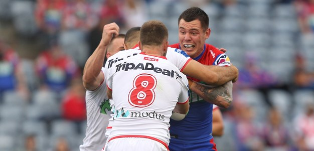 Patience pays off as Klemmer gets his finals wish
