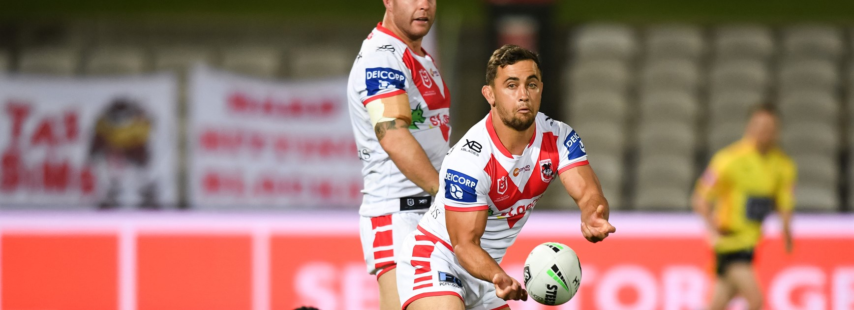 Nrl 2020 St George Illawarra Dragons