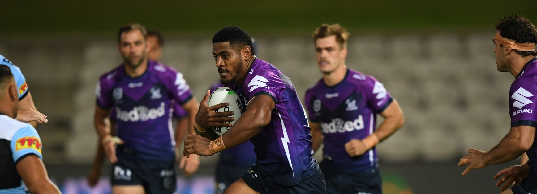 Back in business: Injury won't stop big Tui from return
