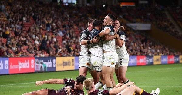 Brisbane get wooden spoon as Cowboys finish on a high – NRL.COM