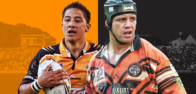 Renouf: My untold Tigers tale - I nearly joined Benji in 2005