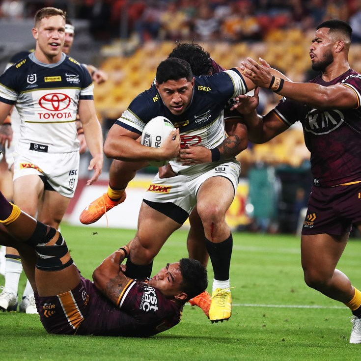 'I can go harder': Taumalolo primed to explode in shorter bursts