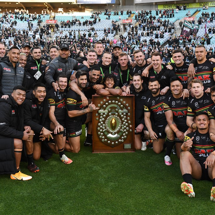 Minor premiers await premiers as finals line-up confirmed