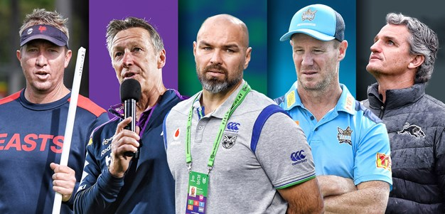 Experts' view: Who's coach of the year?