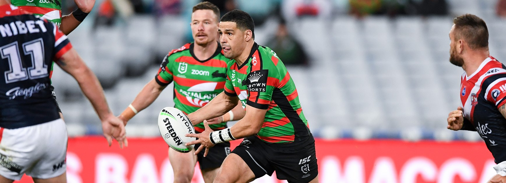 South Sydney five-eighth Cody Walker.