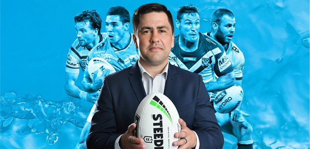 Soward: Jury still out on Eels; Titans for real