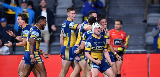 Arthur convinced Eels are ready for Storm rematch