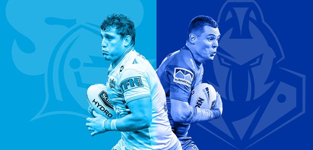 Titans v Knights: Kelly, Best make their returns
