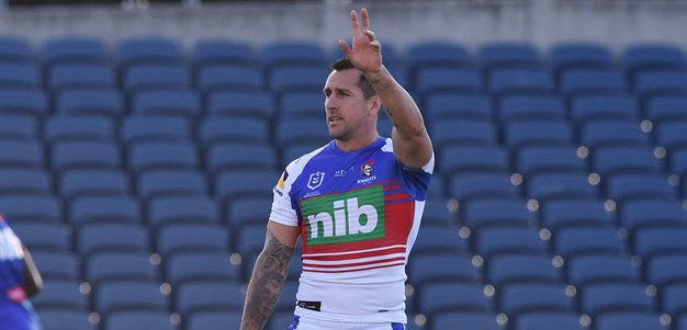 Bouncing Back: Building combinations No.1 concern for Pearce