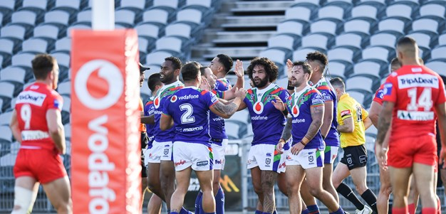 Rookies star as Warriors down disappointing Dragons
