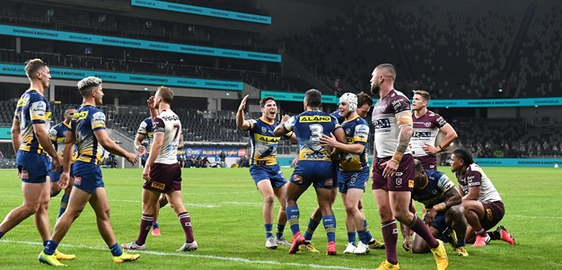Eels hold off Sea Eagles to stay unbeaten