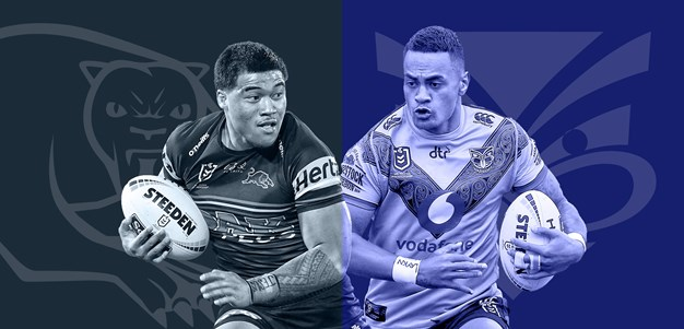 Panthers v Warriors: Martin out; Maumalo sidelined