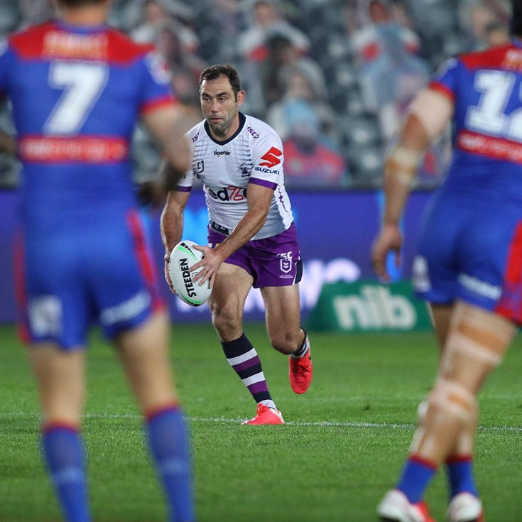 Storm Stat to Fix: Kick metres