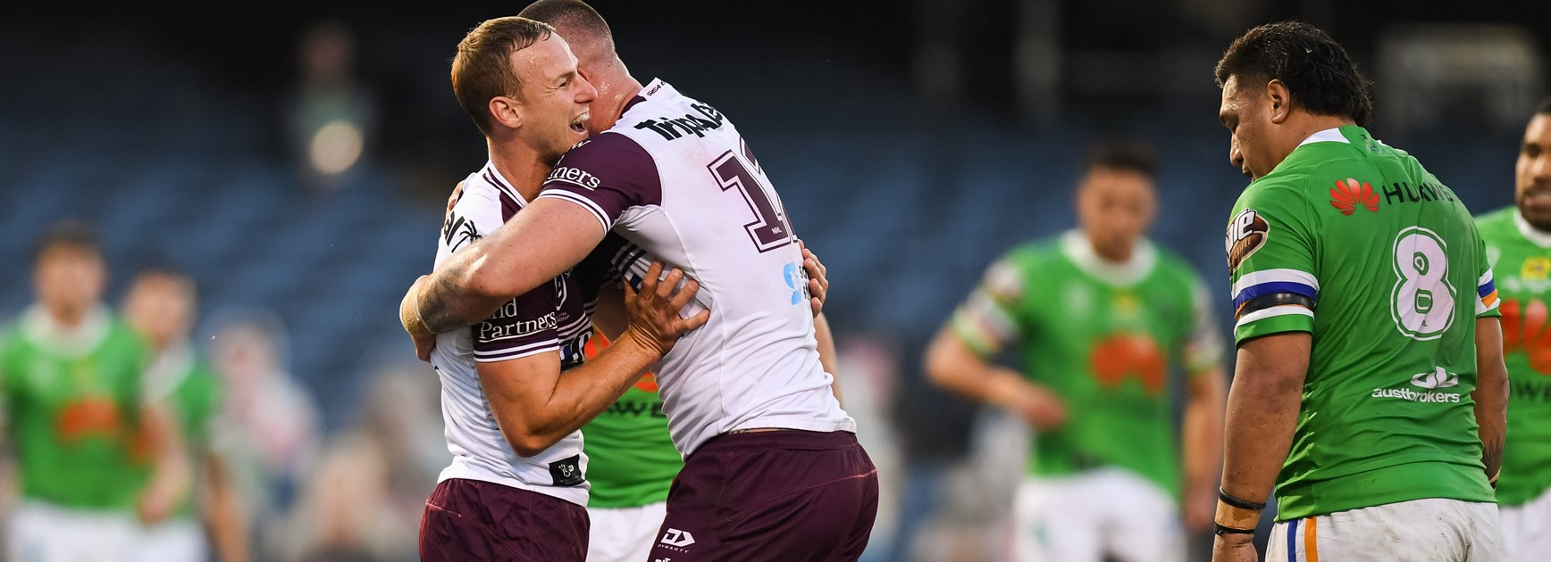 Flipping the script: How Manly cope with loss of stars
