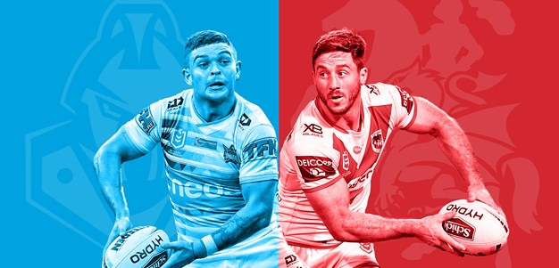 Titans v Dragons: Copley hurt; Mary keeping cards to chest
