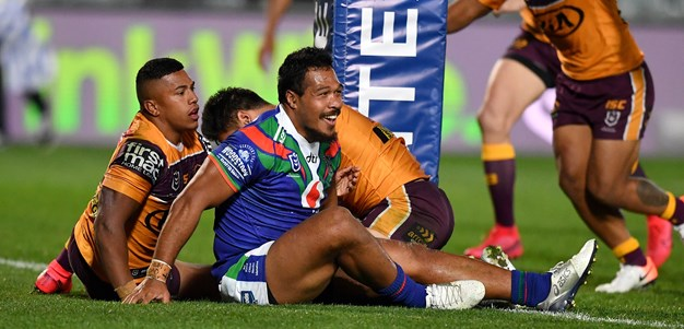 Gutsy Warriors hand Broncos sixth straight defeat