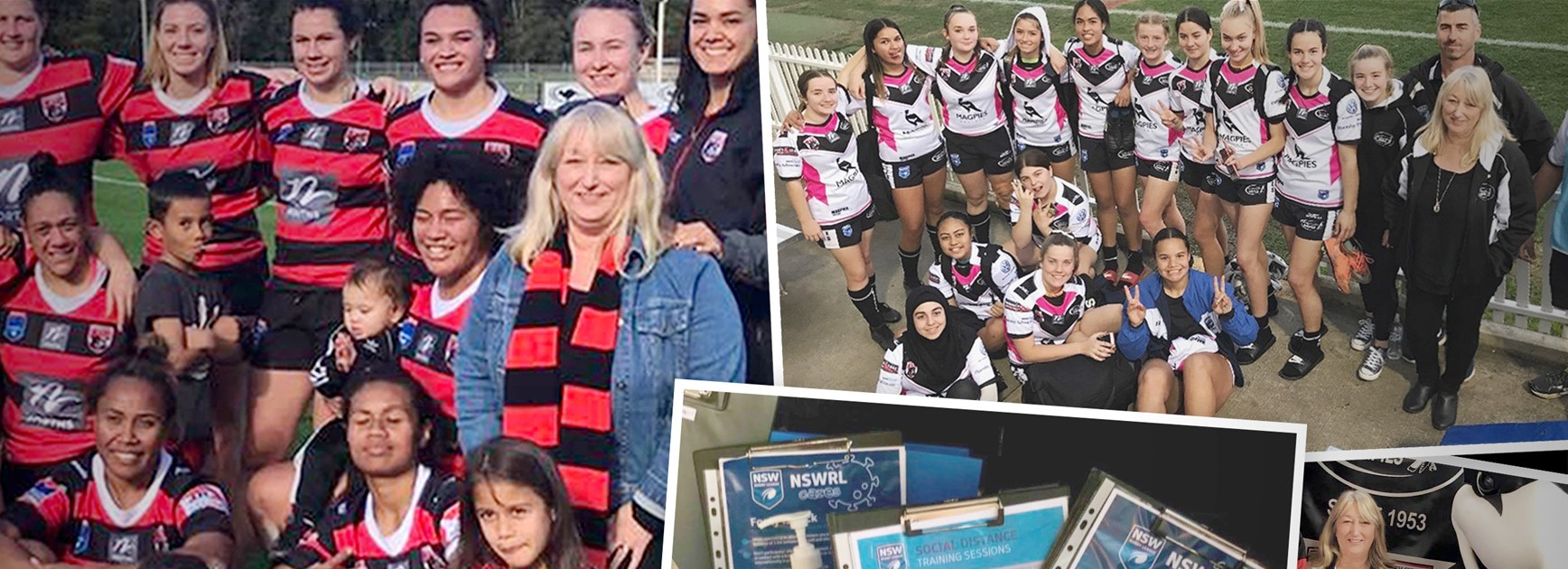Volunteers toil away to keep grassroots footy growing despite pandemic