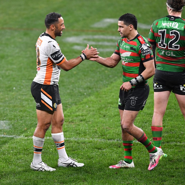 Benji and Bennett set for reunion at Rabbitohs