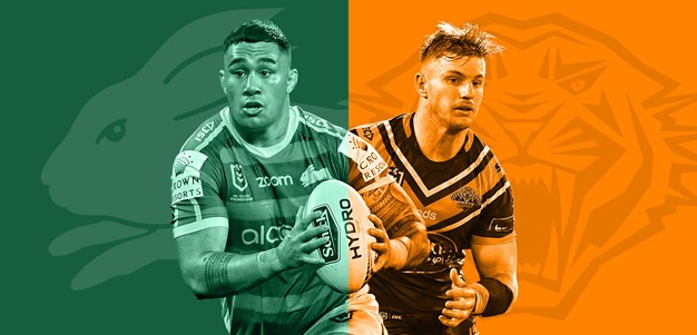 Match Preview: Rabbitohs vs Tigers