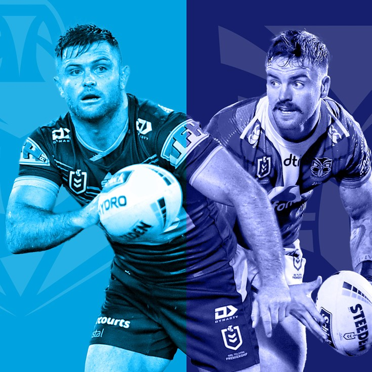 Titans v Warriors: Rein out; Harris to lock