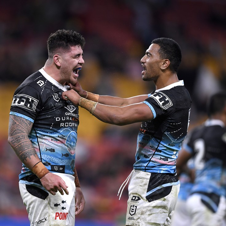 Morris certain youth can take Sharks deep