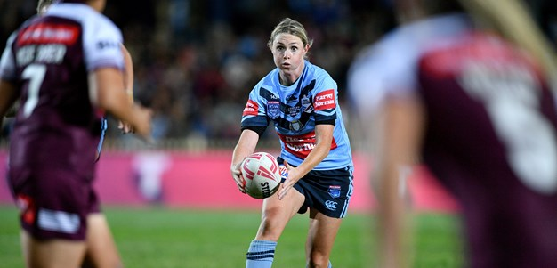 NSW women's squad: Fresh faces to debut as Blues halves duo dropped
