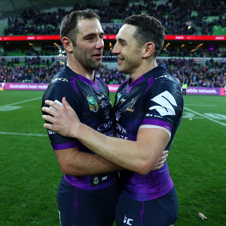 Storm to honour Slater, Smith with statues