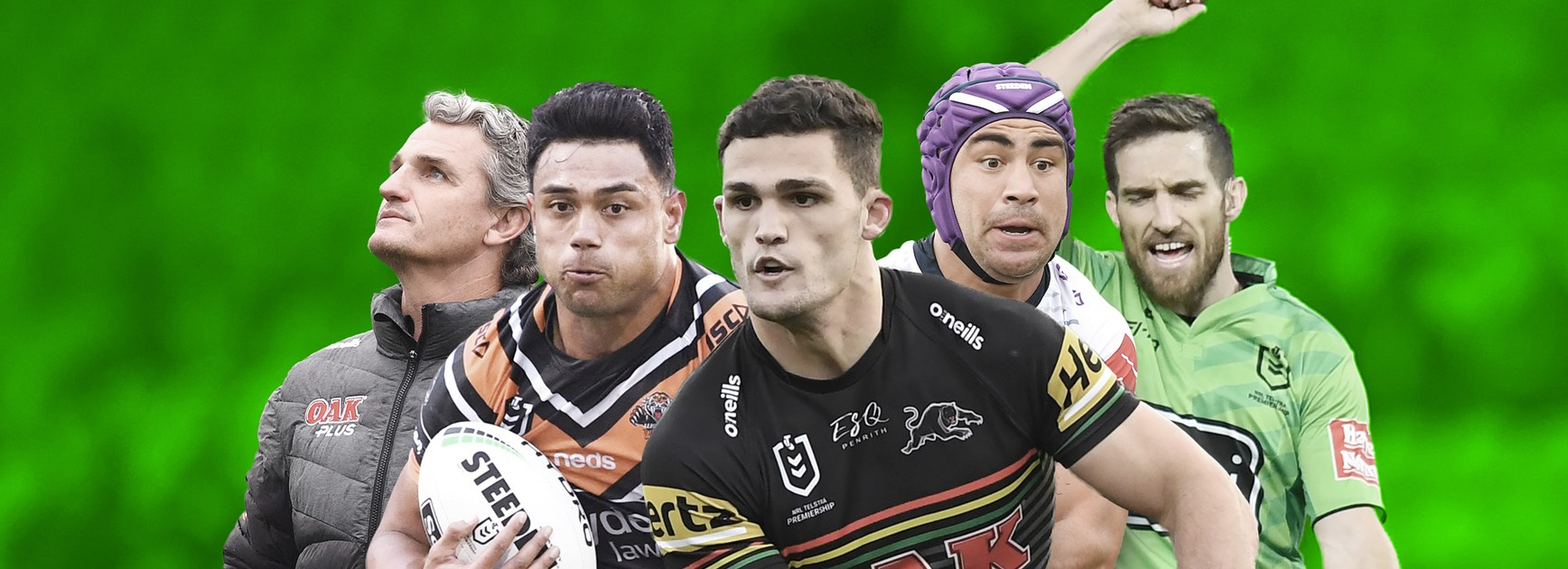 NRL Fans' Poll: Clearys named 2020's best player and coach