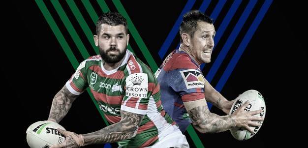 Rabbitohs v Knights: Su'A's ban over; Fitzgibbon returns