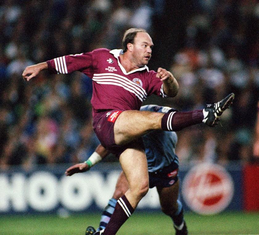 Król Queensland, Wally Lewis.