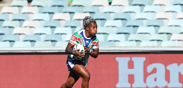 McGregor, Green make case for fastest NRLW player