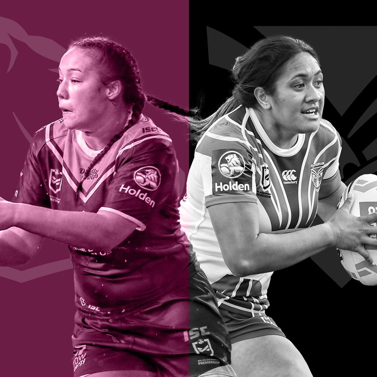 NRLW Broncos v Warriors: Harden boosts pack; Green, Pelite turbocharge Kiwis
