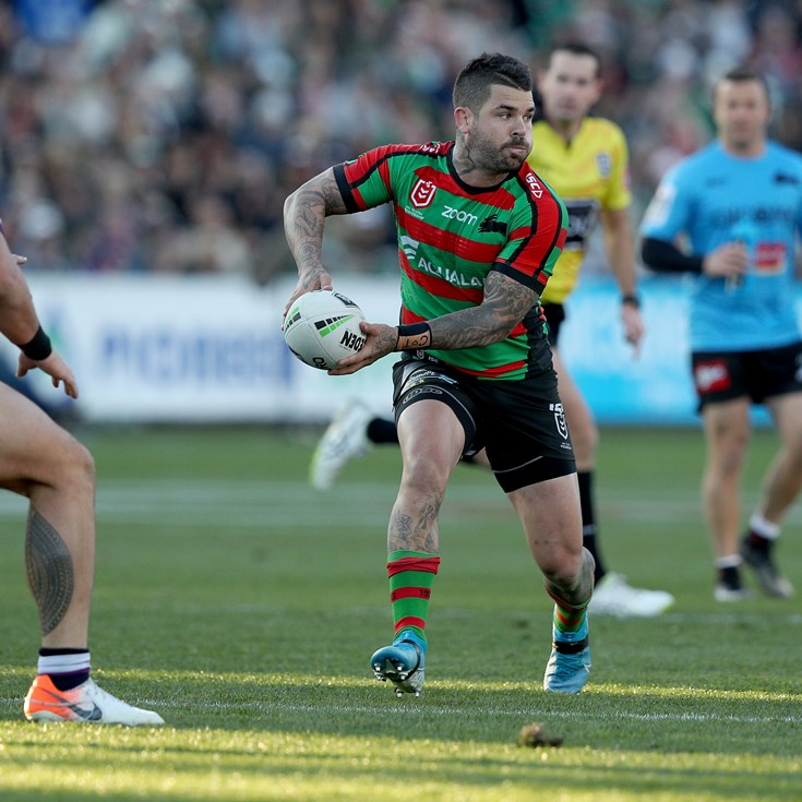 South Sydney Rabbitohs: 2021 round 1 predicted team