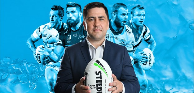 Soward: Rabbitohs a threat; Sharks sinking